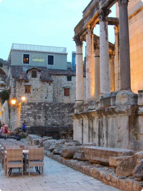 Hotel Peristil (Split, Croatia)