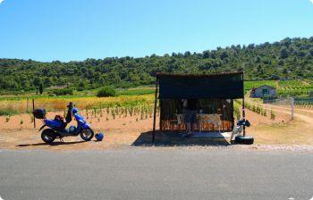 Wine detour...