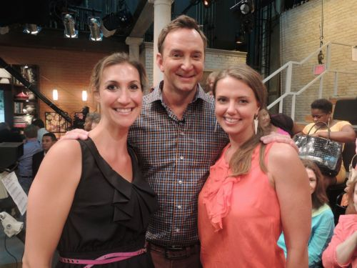 Clinton Kelly is just as sweet and adorable in person as he appears on television