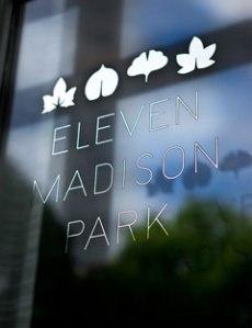 Photo: Courtesy of http://elevenmadisonpark.com/
