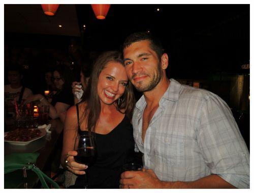Miranda & Jonathan