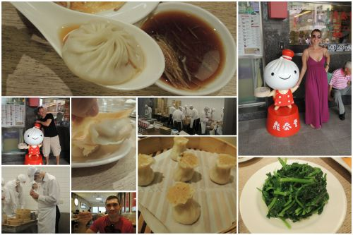 Din Tai Fung, Da'an District