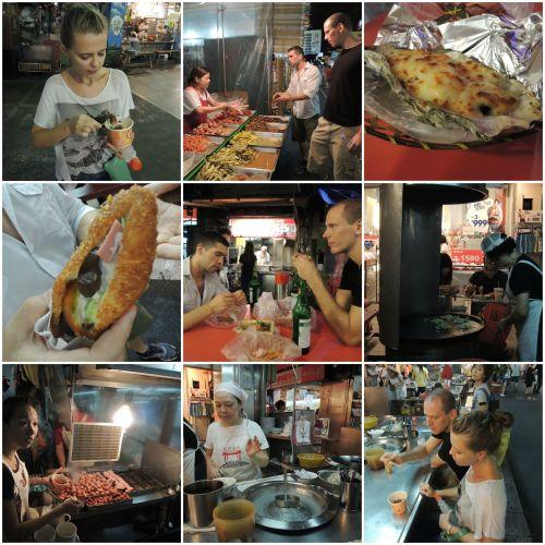 Keelung Temple Night Market, Keelung