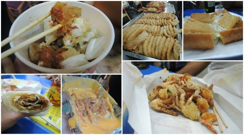 Shilin Night Market, Shilin District