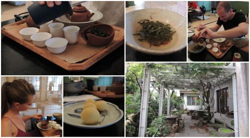 Wistaria Tea House, Da'an District
